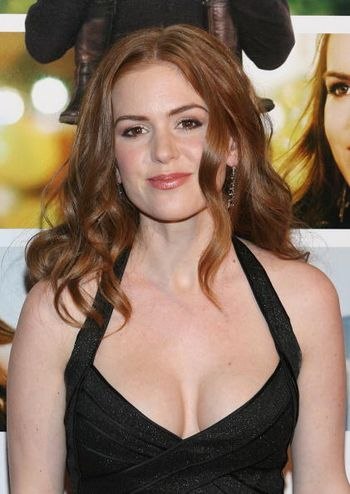 Исла Фишер / Isla Fisher. Фото: Scott Wintrow/Getty Images