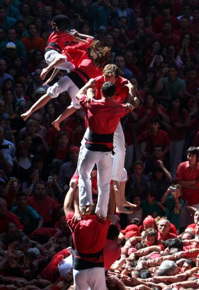 Таррагона, Испания. Фото: Jasper Juinen/Getty Images