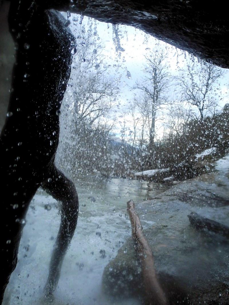 Танец водопада. Фото: Алла Лавриненко/The Epoch Times Украина