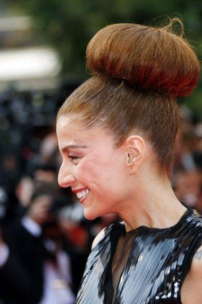 Украшения и аксессуары звезд на Каннском кинофестивале во Франции/фото: АFP