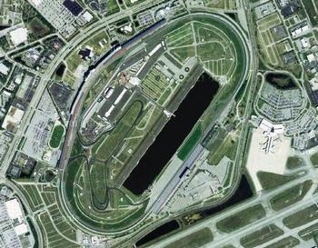 Трек Daytona International Speedway, штат Флорида