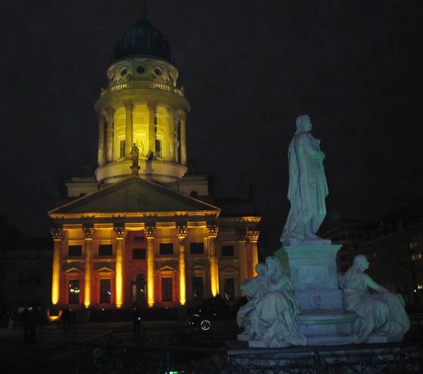 Фестиваль світла в Берліні. Фото: Ірина Лаврент'єва / Велика Епоха