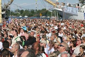 Парусные  гонки - 2007 в Щецине, Польша. Фото: Ян Якилек/Великая Эпоха