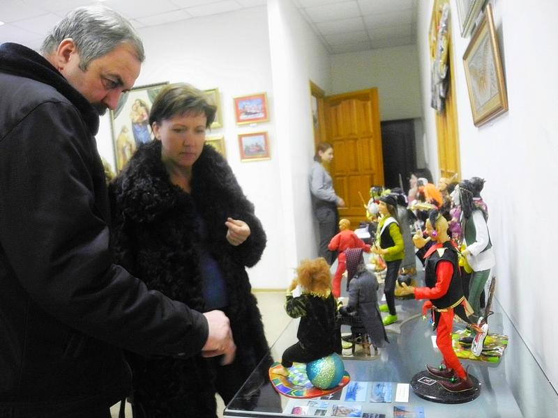 Відвідувачі. Фото: Алла Лавриненко/The Epoch Times Україна