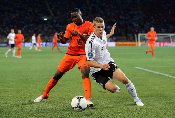 Нидерланды — Германия Фото: Christopher Lee, Julian Finney /Getty Images Sport