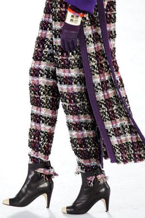 Колекція ready-to-wear осінь-зима 2007/2008. Фото: FRANCOIS GUILLOT/AFP/Getty Images
