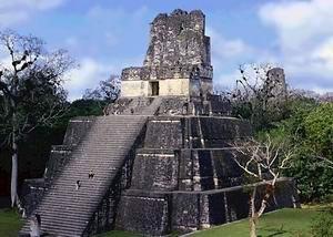 Піраміди майя. Фото: smallbay.ru