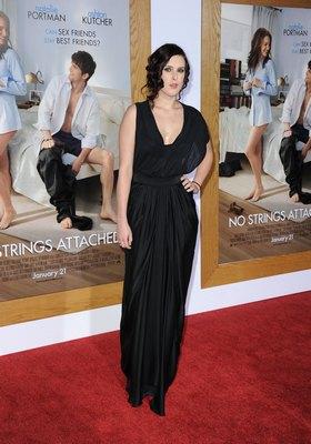 Румер Уиллис на премьере романтической комедии «Больше чем секс». Фото: Frazer Harrison/Getty Images