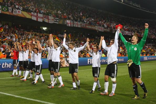 Германия – Англия Фото: Michael Regan, Clive Mason, Cameron Spencer /Getty Images Sport