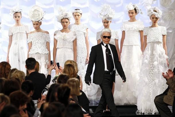 Немецкий модельер Karl Lagerfeld. Фото: Getty Images