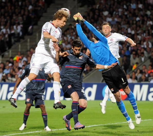 Ліон - Баварія Фото:Jamie McDonald, Lars Baron /Getty Images Sport