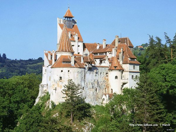 Чудові замки Європи. Фото з aboluowang.com
