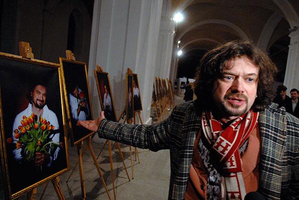 Актер Остап Ступка. Фото: Владимир Бородин/The Epoch Times
