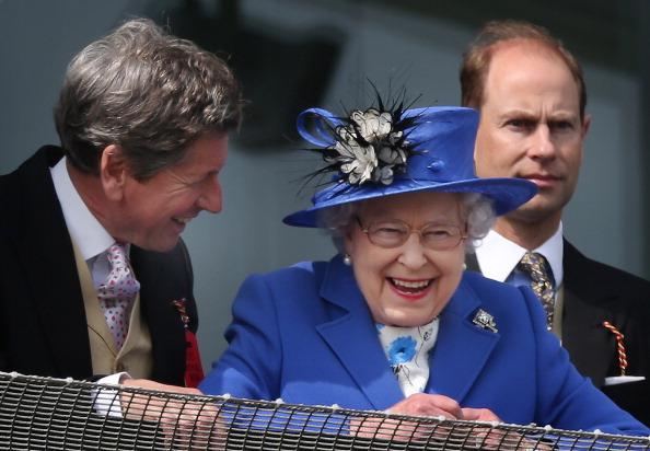 Її Величність Королева Єлизавета II святкує 60-ту річницю свого сходження на престол. Лондон, Англія. 2 червня 2012. Фото: Peter Macdiarmid/Getty Images