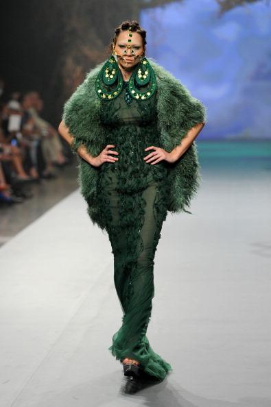 Арабська жіноча мода. Фото: Stuart C. Wilson/Getty Images