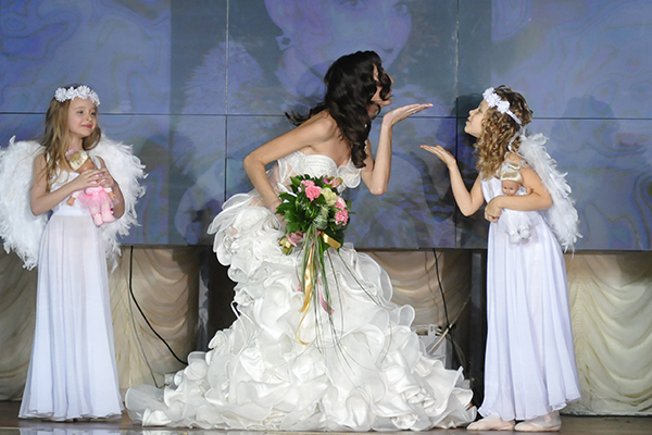 Участница конкурса Невеста года в Украине-2010. Фото: Владимир Бородин/The Epoch Times Украина