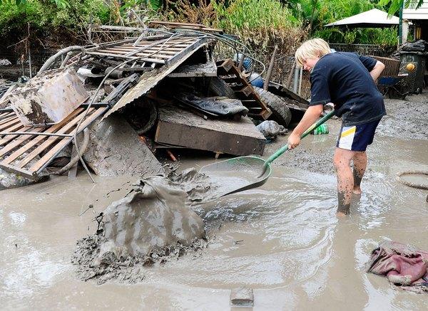 Стихійні лиха в Австралії. Фото: Ian Hitchcock/Getty Images