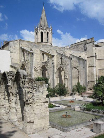 Обитель сан Марсиаль, Avignon, FRANCE. Фото: Ирина Лаврентьева/Великая Эпоха