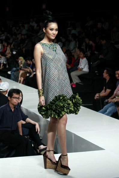 Неделя моды 2010 года в Джакарте. Фото Ulet Ifansasti/Getty Images for Jakarta Fashion Week