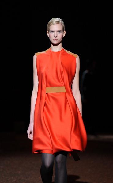 Показ колекції від Rabih Kayrouz і Maxime Simoens на Тижні моди 2011 в Парижі. Фото FRANCOIS GUILLOT/AFP/Getty Images