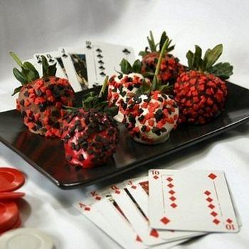 Смачні полунички. Фото: secretchina.com