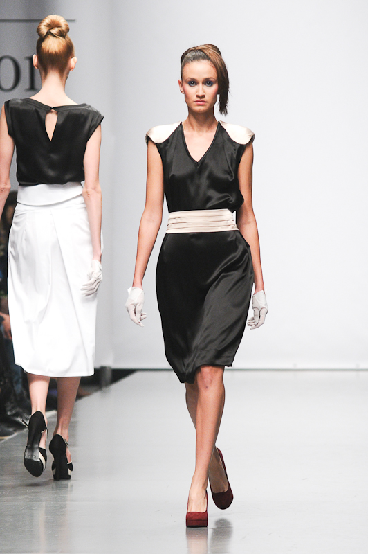 Марія Бех (бренд BEKh) представила колекцію сезону весна-літо 2013 на Mercedes-Benz Kiev Fashion Days. Фото: Володимир Бородін/Велика Епоха