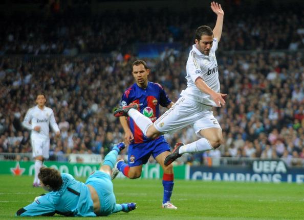 Реал Мадрид - ЦСКА Фото: Denis Doyle /Getty Images Sport