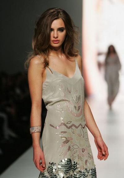 Коллекция одежды от дизайнера Verduci-Smith, фото: Gaye Gerard/Getty Images