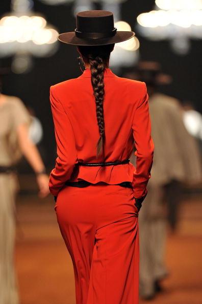 Презентація колекції Hermes на Тижні моди в Парижі. Фото Pascal Le Segretain/getty Images