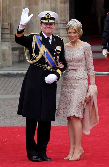 Наследный принц Виллем Александр и принцесса Максима из Нидерландов . Фото: Chris Jackson/Getty Images