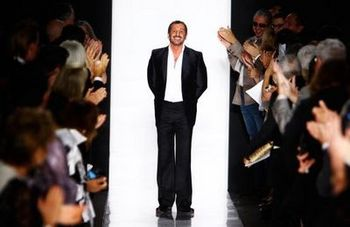 Дизайнер Chado Ralph Rucci. Фото: Frazer Harrison/Getty Images