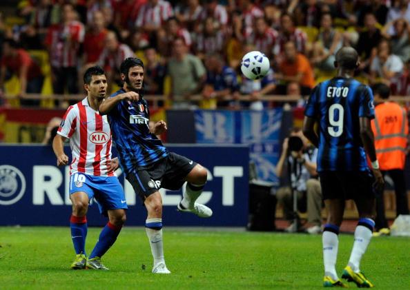 Інтер (Італія) - Атлетіко (Іспанія) Фото: Michael Steele, Massimo Cebrelli /Getty Images Sport