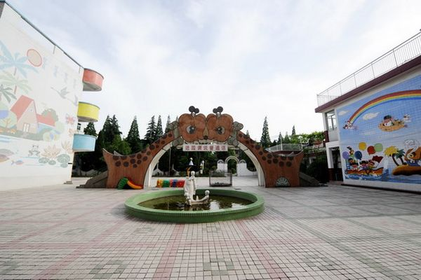 У р. Фуяь провінції Аньхой дитсадки закрито доти, доки епідемія хвороби HFMD не припиниться. Фото з aboluowang.com