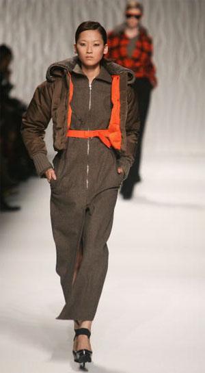 The Max Mara fashion show/осень-зима 2007. Фото: Pascal Le Segretain/Getty Images