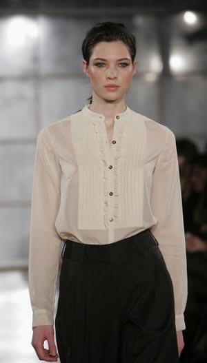Колекція вбрання модельєра Джені Кейн. Фото: Scott Gries/Getty Images