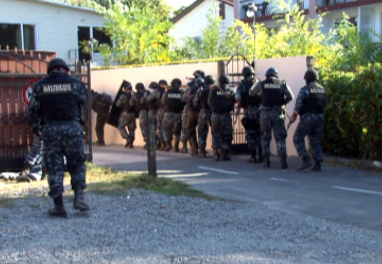 В Одессе были ликвидированы преступники, убившие двух милиционеров, один скрылся. Фото: odessa.umvd.gov.ua