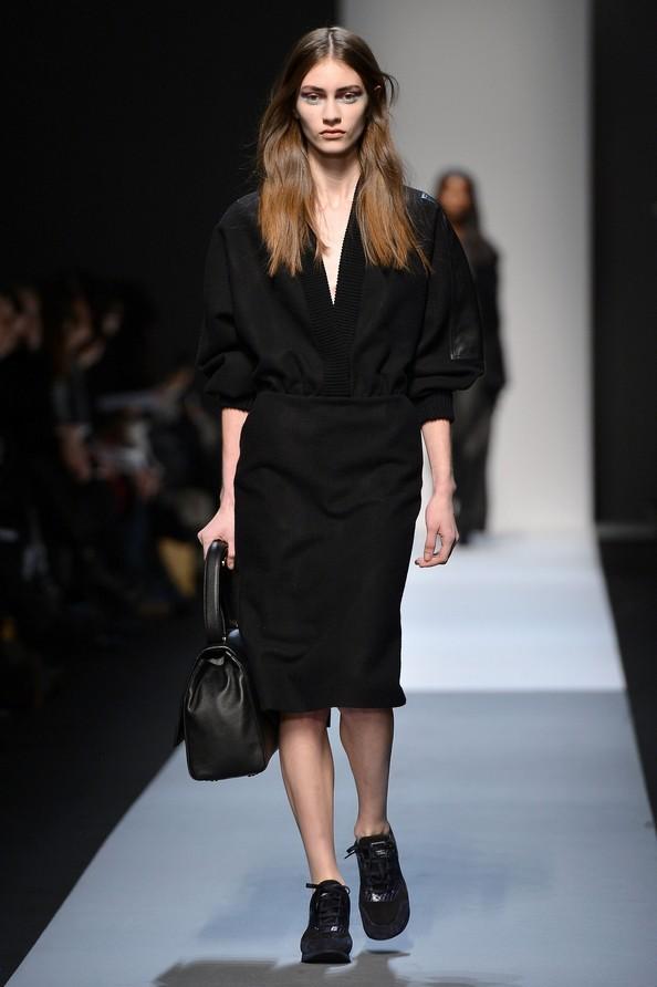 Колекція сезону осінь-зима 2013/14 на Міланському тижні моди від Max Mara. Фото: Tullio M. Puglia/Getty Images