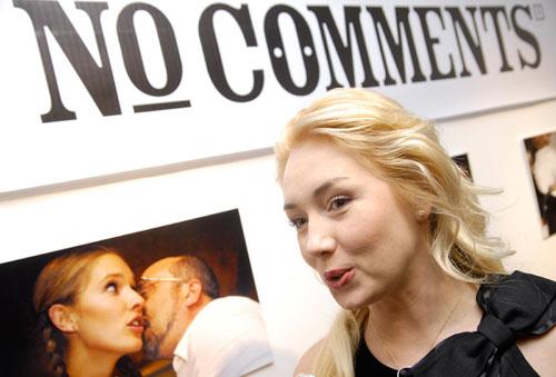 Телеведущая Наталья Розинская. Фото: Владимир Бородин/Великая Эпоха
