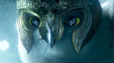 Кадр из мультфильма «Легенды ночных стражей»