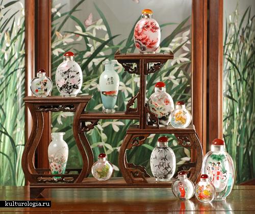 Материал для их изготовления мог быть разным, равно как сюжеты самой росписи. Фото: kulturologia.ru