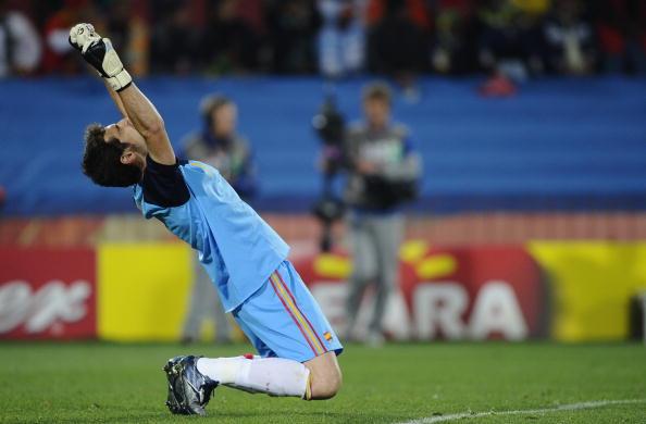 Парагвай – Испания Фото: Laurence Griffiths, Doug Pensinger /Getty Images Sport