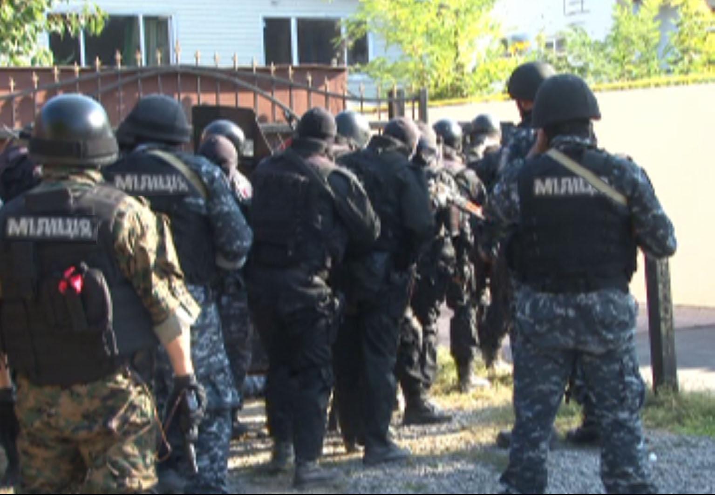 Ліквідовано двоє злочинців, що вбили двох міліціонерів на Одещині. Фото: odessa.umvd.gov.ua