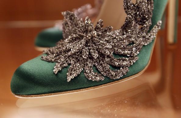Маноло Бланік (Manolo Blahnik) - улюблений бренд взуття Керрі Бредшоу. Фото: Vittorio Zunino Celotto/Getty Images