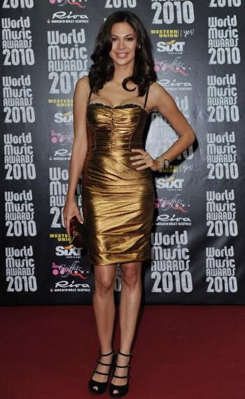 Наряды звезд на церемонии награждения World Music Awards 2010. Фото: Ian Gavan/Getty Images