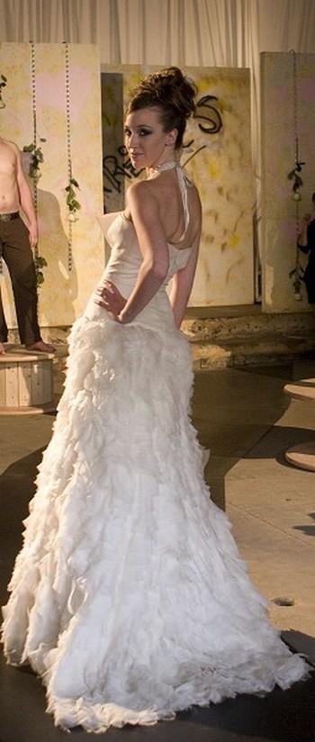 Весільна колекція від Carine.Фото:LISA/The Epoch Times
