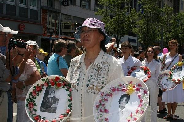 Парад культур в Німеччині. Фото з сайту de.clearharmony