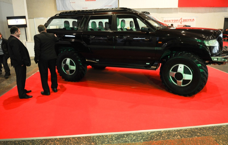 Виставка автомототюнінга Tuning Motor Show відкрилася в Києві 22 березня. Фото: Володимир Бородін / Велика Епоха