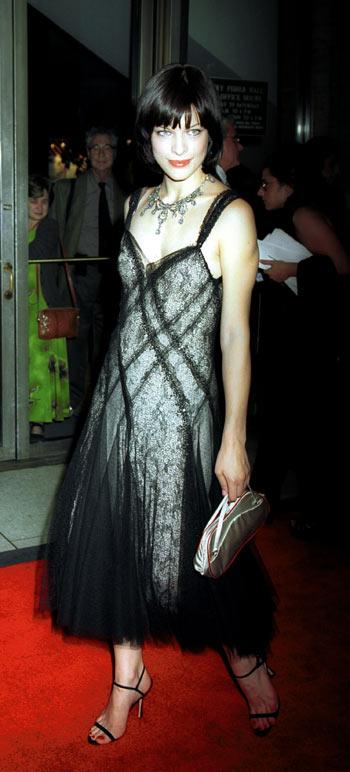 На церемонии вручения американской премии CFDA в сфере моды 15 июня 2000 года. Фото: Photo by George Desota/Liaison