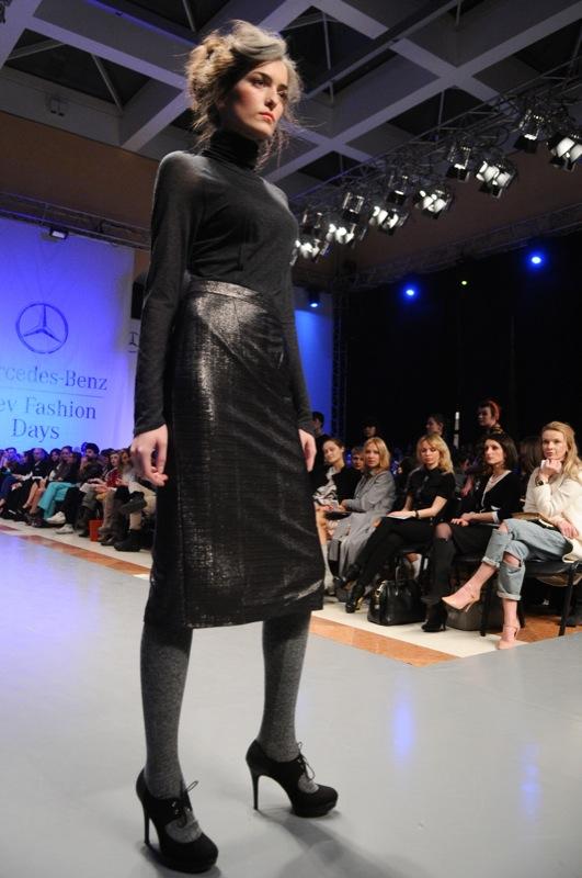 Колекція SMOLNY сезону осінь-зима 2012/2013 від дизайнер Марія Бех (бренд BEKh) на Mercedes Benz Kiev Fashion Days. Фото: Володимир Бородін/The Epoch Times Україна