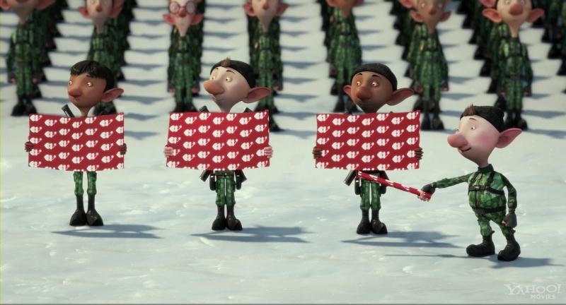«Місія «Різдвяний порятунок». Кадр із фільму